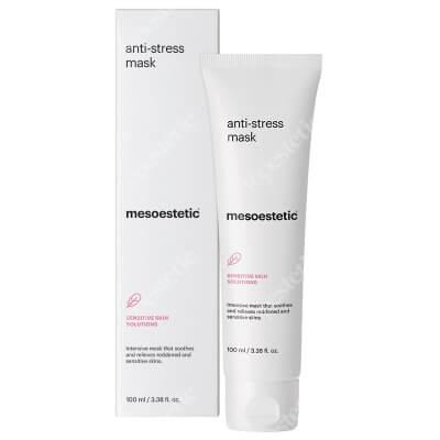 Mesoestetic Anti-Stress Face Mask Pozabiegowa maska regenerująca 100 ml