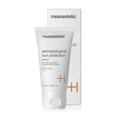 Mesoestetic Dermatological Sun Protection Dermatologiczny barwiony krem przeciwsłoneczny SPF 50 50 ml