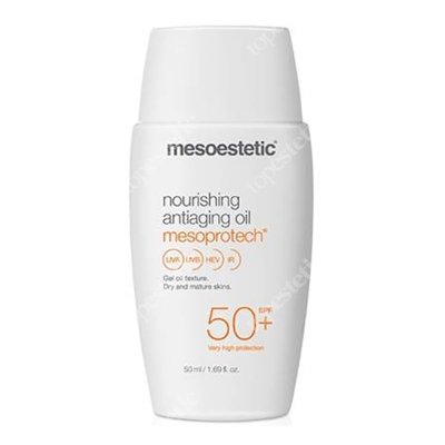 Mesoestetic Mesoprotech Nourishing Antiaging Oil SPF 50+ Odżywczy olejek anti-aging SPF50+ 50 ml