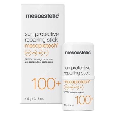 Mesoestetic Mesoprotech Sun Protective Repairing Stick Ochronny sztyft przeciwsłoneczny SPF50+ 4,5 g