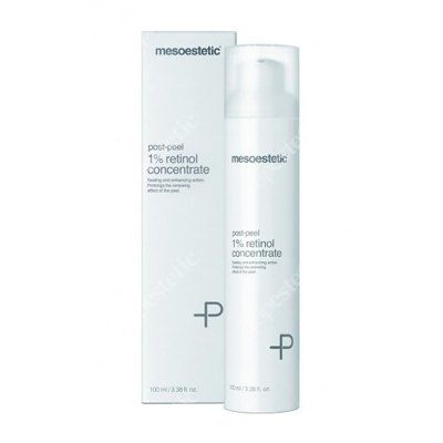 Mesoestetic Post - Peel Retinol 1% Pozabiegowy koncentrat z retinolem 1% 100 ml