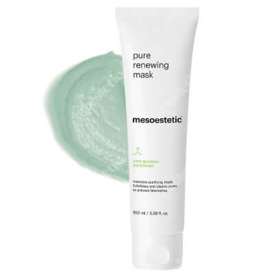 Mesoestetic Pure Renewing Mask Maska oczyszczająca i złuszczająca 100 ml