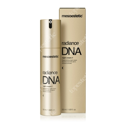 Mesoestetic Radiance DNA Night Krem remodelujący na noc 50 ml
