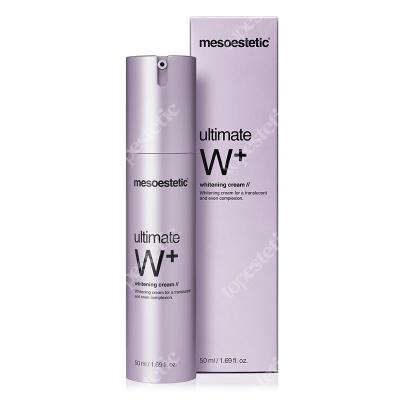 Mesoestetic Ultimate W+ Whitening Cream Depigmentujący krem do twarzy 50 ml