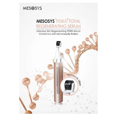 Mesosys PDRN Total Regenerating Serum Serum totalnie regenerujące z rollerem 20 ml