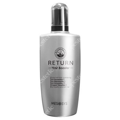 Mesosys Return Hair Booster Tonik na odrost włosów 100 ml