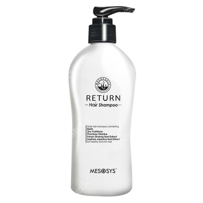 Mesosys Return Hair Shampoo Szampon na odrost włosów 300 ml