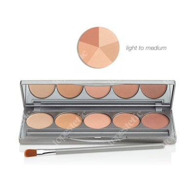 Colorescience Mineral Corrector Palette Paletka korektorów - kolor Light To Medium 12 g