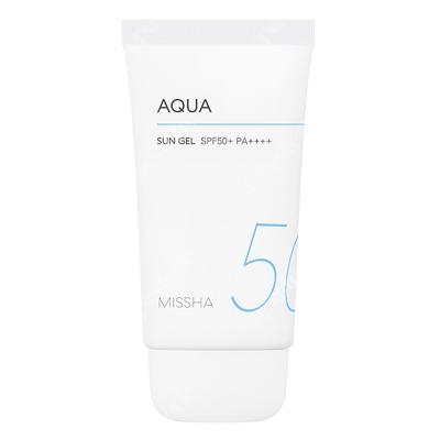 Missha All Around Safe Block Aqua Sun Gel SPF50+/PA++++ Żel przeciwsłoneczny o działaniu nawilżającym SPF50+/PA++++ 50 ml