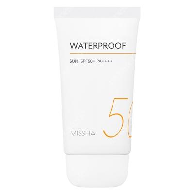 Missha All Around Safe Block Waterproof Sun SPF50+/PA++++ Filtr przeciwsłoneczny o wysokim stopniu ochrony 50 ml