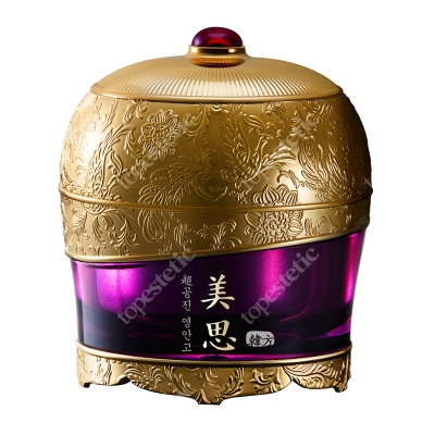 Missha MISA Cho Gong Jin Premium Cream Krem do masażu twarzy na bazie ziołowego wywaru 60 ml