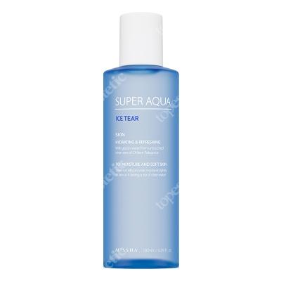 Missha Super Aqua Ice Tear Skin Tonik na bazie wody z lodowców 180 ml