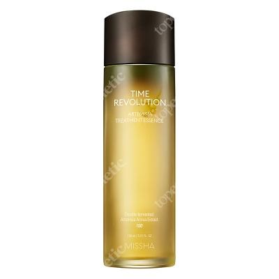 Missha Time Revolution Artemisia Treatment Essence Wzmacniająco-nawilżająca esencja na bazie ekstraktu z bylicy rocznej 150 ml