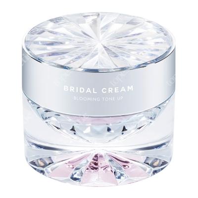 Missha Time Revolution Bridal Cream Krem przeciwzmarszczkowy-rozjaśniający o delikatnej różowej barwie 50 ml