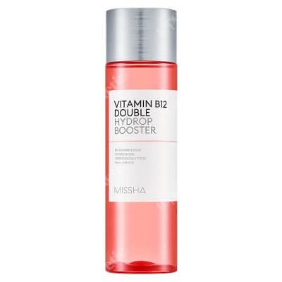 Missha Vitamin B12 Double Hydrop Booster Tonik esencja 195 ml