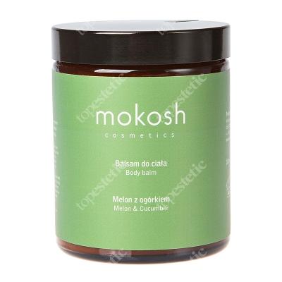 Mokosh Body Balm Melon&Cucumber Balsam do ciała melon z ogórkiem 180 ml