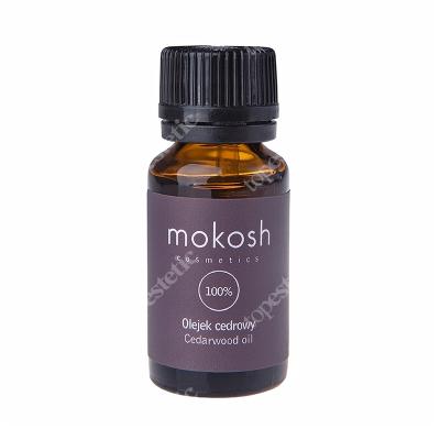 Mokosh Cedarwood Oil Olejek cedrowy 10 ml