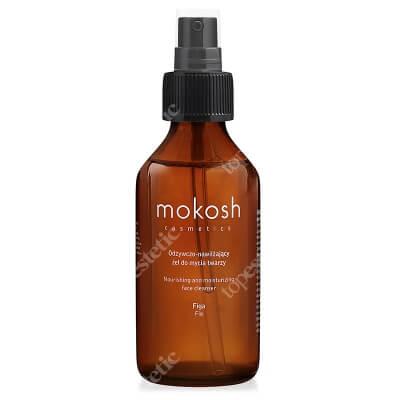 Mokosh Facial Gel Fig Odżywczo - nawilżający żel do mycia twarzy Figa 100 ml
