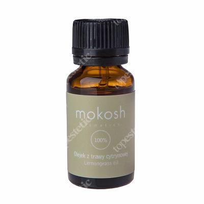 Mokosh Lemongrass Oil Olejek z trawy cytrynowej 10 ml