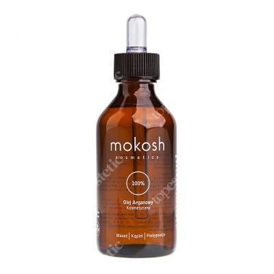 Mokosh Argan Oil Olej arganowy, bio, hipoalergiczny, deodoryzowany, certyfikowany surowiec 100 ml