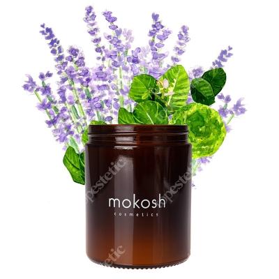 Mokosh Roślinna Świeca Sojowa Sielska łąka 140 g