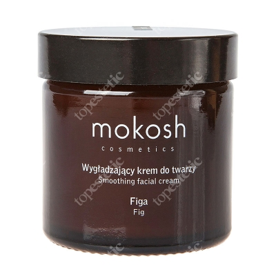 Mokosh Smoothing Facial Cream Fig Wygładzający krem do twarzy Figa 60 ml