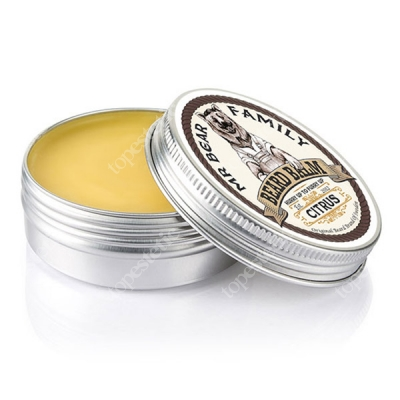 Mr Bear Family Beard Balm Citrus Balsam do brody 60 ml