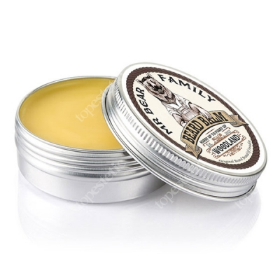 Mr Bear Family Beard Balm Woodland Balsam do brody 60 ml