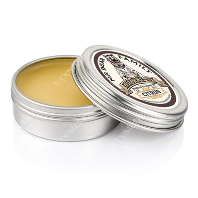 Mr Bear Family Beard Stache Wax Citrus Wosk do brody i wąsów 30 ml