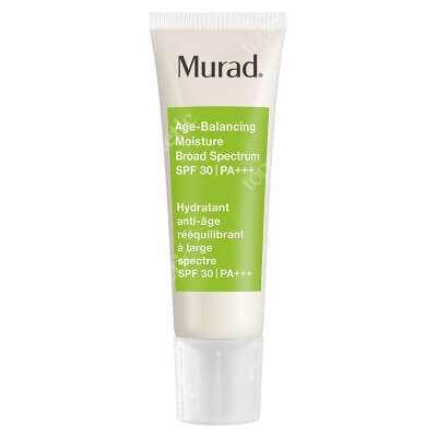 Murad Age Balancing Moisture Spectrum SPF 30 PA+++ Krem nawilżający na dzień 50 ml