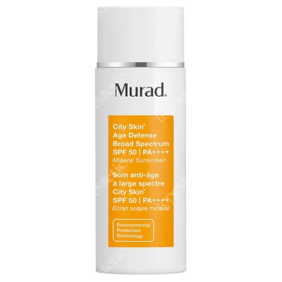 Murad City Skin Broad Spectrum SPF50 Ochronny krem miejski 50 ml