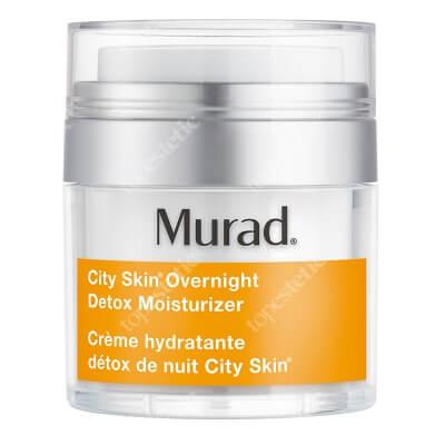 Murad City Skin Overnight Detox Detoksykująco-nawilżający krem na noc 50 ml