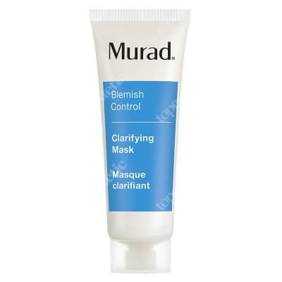 Murad Clarifying Mask Maska oczyszczająca do twarzy 75 ml