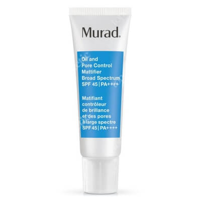 Murad Oil and Pore Control Mattifier SPF 45 PA++++ Krem matujący 50 ml