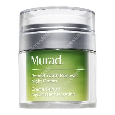 Murad Retinol Youth Renewal Night Cream Krem na noc 50 ml