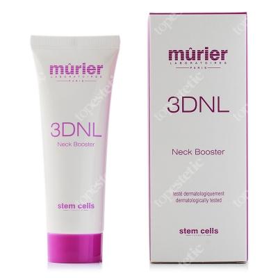 Murier 3 DNL Neck Booster Krem do szyi i dekoltu z peptydami i olejem z nasion bawełny dzień/noc 50 ml
