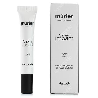 Murier Caviar Impact Eye Ultra delikatny krem z kawiorem i kwasem hialuronowym pod oczy 20 ml