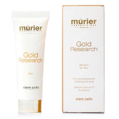 Murier Gold Research by Day Krem ze złotem koloidalnym i wit. A, C i E na dzień 50 ml