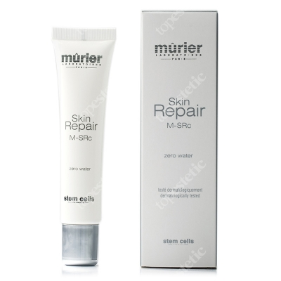 Murier Skin Repair M-SRc Zero Water Kompleks ochronno-regenerujący idealny jako baza pod makijaż 40 ml