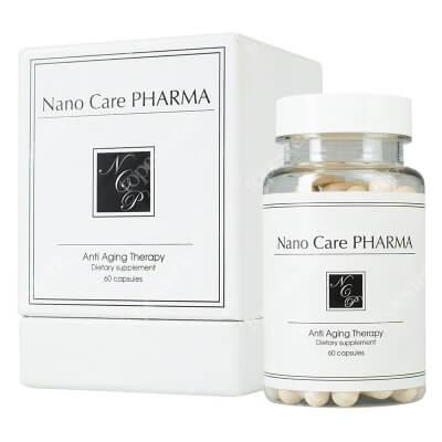Nano Care Pharma Anti Aging Therapy Terapia przeciwstarzeniowa 60 kaps.