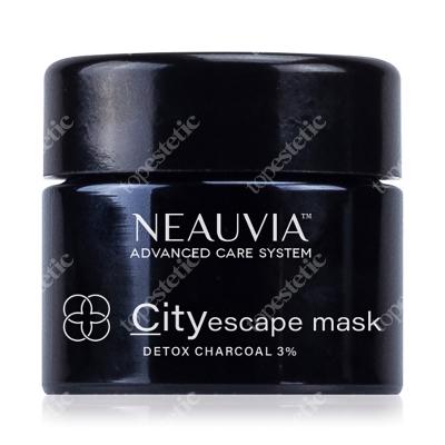 Neauvia City Escape Mask Maseczka z węglem detoksykującym 50 ml