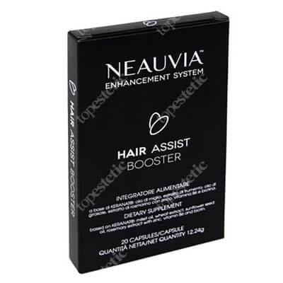 Neauvia Hair Assist Booster Wzmocnienie skóry głowy 20 kaps