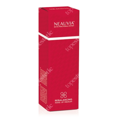 Neauvia Rebalancing Make Up Medium Pozabiegowy make-up kolor medium 30 ml