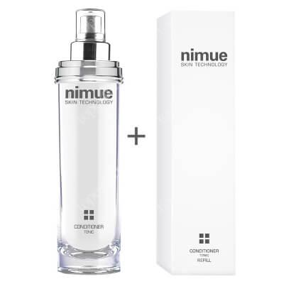 Nimue Conditioner + Conditioner - Refill ZESTAW Odżywka, tonik kondycjonujący 140 ml + Tonik kondycjonujący - uzupełnienie 140 ml