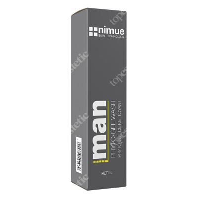 Nimue Phyto Gel Wash - Refill Żel głęboko oczyszczający - uzupełnienie 140 ml