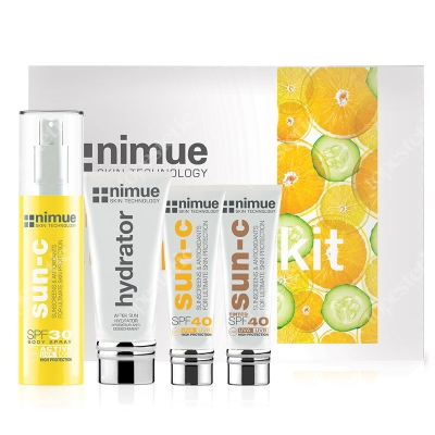 Nimue Skin Health Summer Kit ZESTAW letni