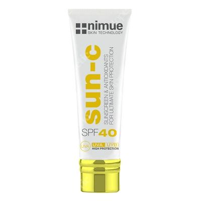 Nimue Sun C Sunscreen SPF 40 Krem przeciwsłoneczny 60 ml