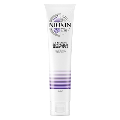 Nioxin Deep Protect Density Mask Maska ochronna 150 ml