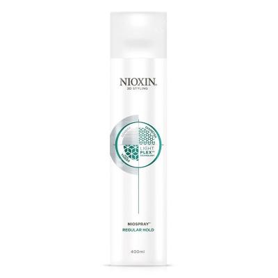 Nioxin Niospray Regular Hold Lakier naturalnie utrwalający 400 ml