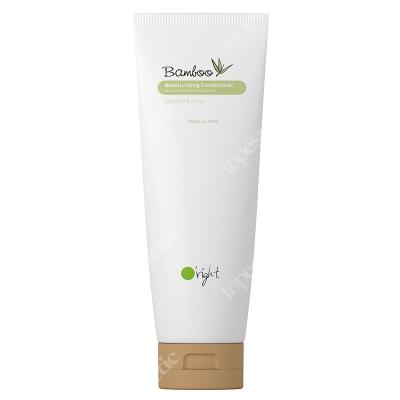 O right Bamboo Moisturizing Conditioner Odżywka nawilżająca do włosów bardzo suchych 250 ml